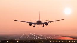 aereo - atterraggio